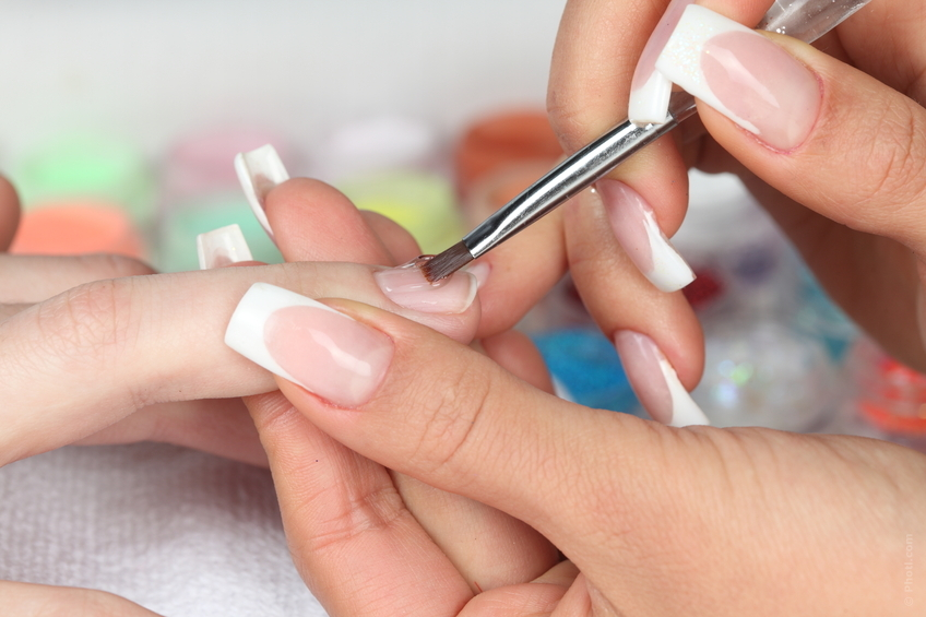 Коррекция гелевые ногти в домашних условиях