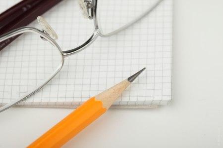 как подписывать тетрадь